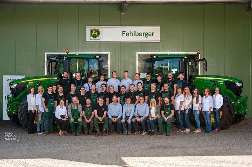 Fehlberger - Gruppenfoto